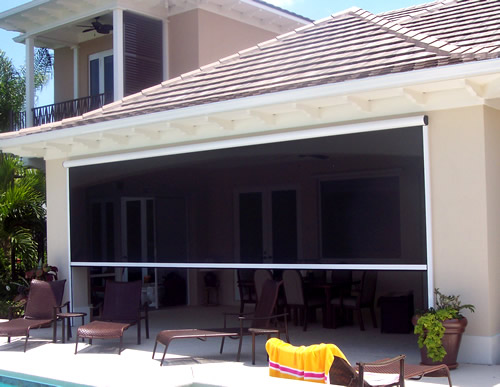 East Coast Electric Screening Retractable Screens